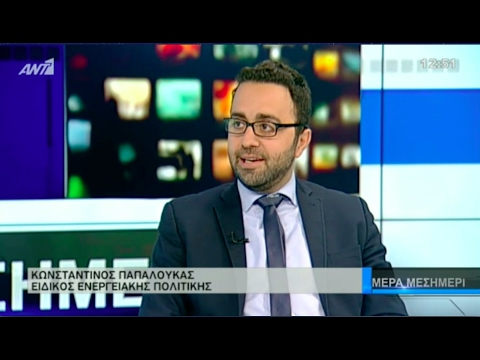 Constantinos Papalucas on US & EU Pipelines, EastMed, Gas Hubs and Turkey (English Subs)