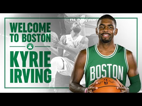 Kyrie Irving Traded to Celtics! LeBron is LeGone! NBA Offseason 2017