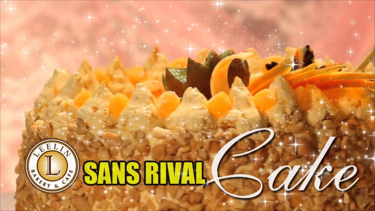 How To Make Sansrival Cake Video