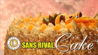 Leelin Bakery & Cafe - Sansrival Cake