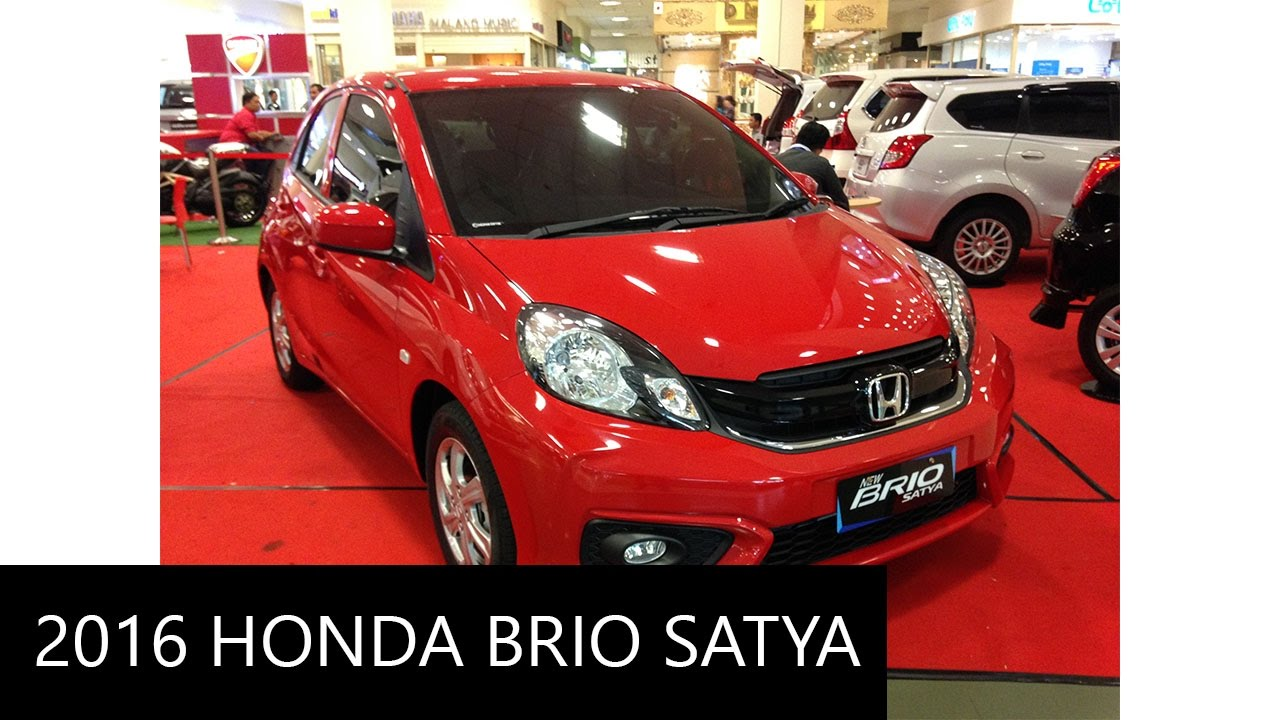 honda brio satya - walkaround exterior and interior - youtube