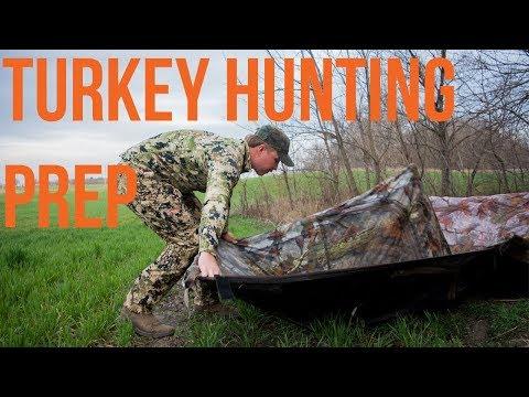 Turkey Hunting Prep
