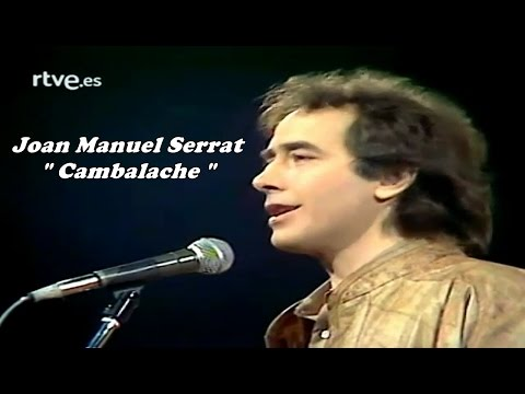 Joan Manuel Serrat - Cambalache - RTVE - Ho mp3
