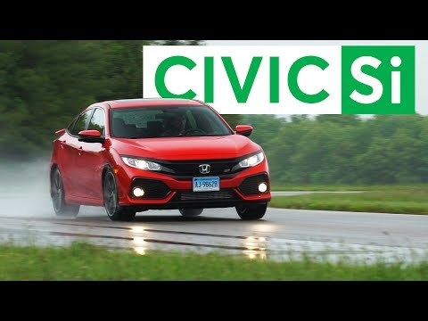 2017 Honda Civic Si Quick Drive | Consumer Reports