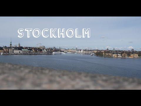 Trip to Sweden 2015 - Mora & Stockholm