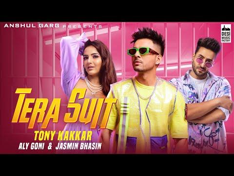 Tony Kakkar - Tera Suit | Aly Goni & Jasmin Bhasin | Anshul Garg | Holi Song 2021