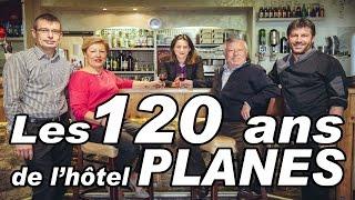 ►Eric et la famille Planes fêtent les 120 ans de l'hôtel en Cerdagne - Le Journal Catalan