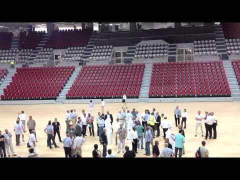Qatar Handball Center