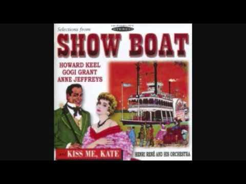 OL' MAN RIVER - HOWARD KEEL