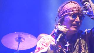 Adam Ant - Nine Plan Failed - Hammersmith Apollo - 19th April 2014
