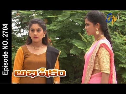 Abhishekam | 16th September 2017| Full Episode No 2704 | ETV Telugu