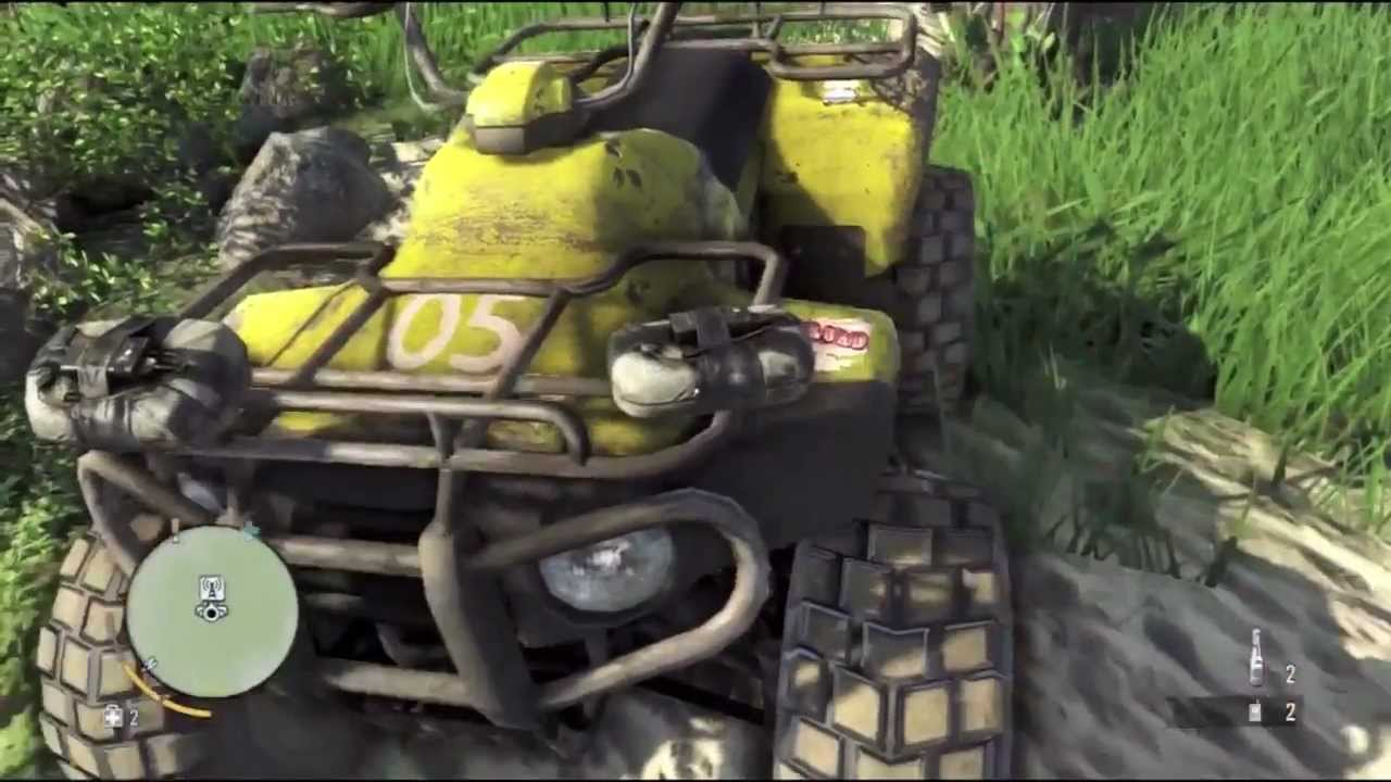 far cry 3 how to get c4