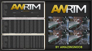 HACK Advanced Warfare RTM Tool RELEASE AW By AZN 1.20 Client Model, Client vision ,Give Weapons