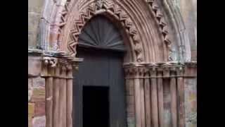 Románico en el norte de Palencia (Ojeda y Comarca de Aguilar) y Rebolledo de la Torre, Burgos