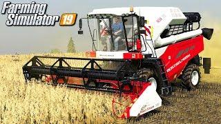 Nowy kombajn - Farming Simulator 19 | #14