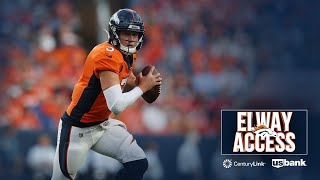 How the Broncos are approaching their decision on Drew Lock | Elway Access
