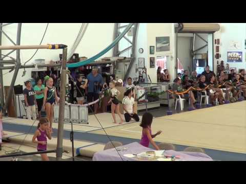 Marina @ Hawaii USAG Invitational 2016