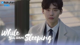 While You Were Sleeping - EP1  Bus Stop Eng Sub