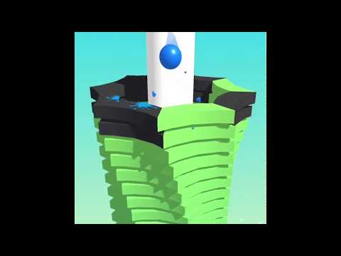 Stack Ball - Blast through platforms[Free Shopping]
