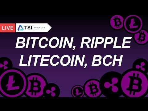 Bitcoin, Ethereum, BitcoinCash,