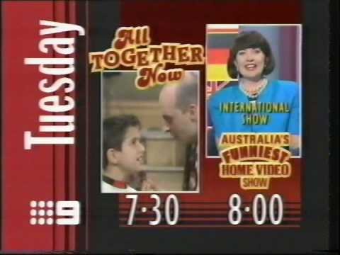 All Together Now / Australia's Funniest Home Video's 1991 Promo
