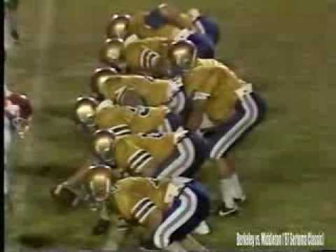 Berkeley vs. Middleton in the Sertoma Classic '87