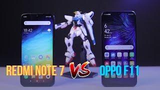 Redmi Note 7 có đánh bại được Oppo F11?