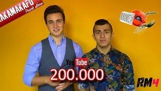 200.000 свидетелей Rakamakafo / Russian Prank Show