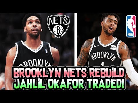 JAHLIL OKAFOR BROOKLYN NETS REBUILD! NBA 2K18 MY LEAGUE