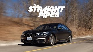 2018 BMW M760Li Review - 600 Horsepower Business Machine