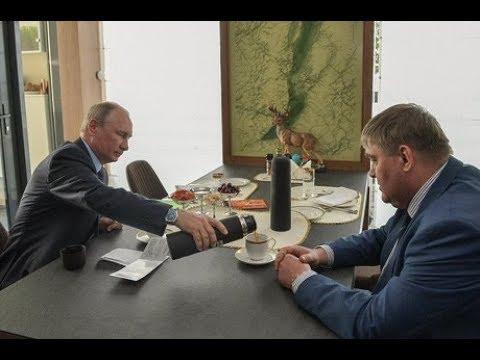 Путин: в Черемхово может быть создана территория опережающего развития