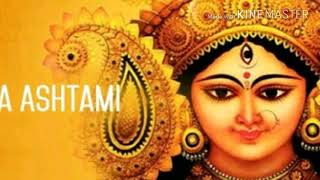 Happy durga ashtami jaimatadi indianculture