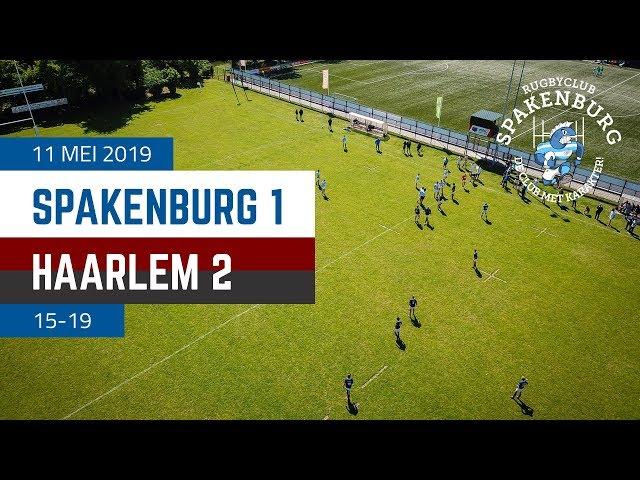 RC Spakenburg 1 - Haarlem 2 | 15-19 | 4K