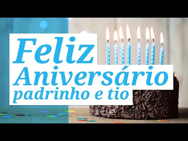 Mensagens De Aniversário Para Tio Mensagens De Aniversário