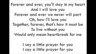 Baixar I Say A Little Prayer - Aretha Franklin (Lyrics)