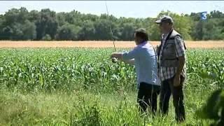 Initiation à la pêche à Saujon en Charente-Maritime