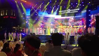 Du Hí Channel- Bế mạc Lễ hội TP Hồ Chí Minh - Phát triển và Hội nhập năm 2019 ở phố đi bộ Nguyễn Huệ
