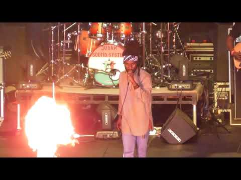 Chronixx - Sell My Gun - LIVE @ Grenada