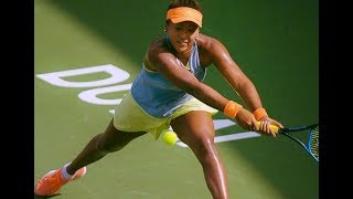 Best Japan Tennis Match Player Naomi Osaka Wimbledon Championships Highlights WTA 2018