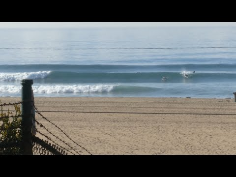 Huntington Beach, CA, Surf, 12/24/2019 AM - Part 1