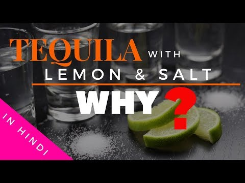 How To Drink Tequila In Hindi | Tequila With Lemon & Salt WHY? | What Is Tequila | Cocktails India