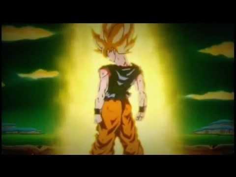 Goku Ssj Wallpaper Hd Goku Si Trasforma In Super Sayan Per La Prima Volta Youtube