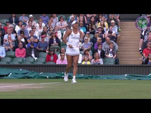 2016, Day 13 Highlights, Anna-Lena Gronefeld and Robert Farah vs Henri Kontinen and Heather Watson