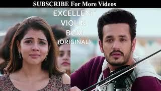 Hello(Taqdeer) Full Movie BGM Background Music Climax Scene Violin Music Ringtone
