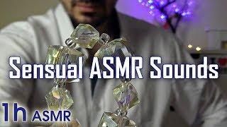 1 Hour ASMR Sensual Sounds For Sleep (No Talking)