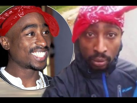 Is Tupac still alive? New selfie claims to 'prove' murdered rap icon is not dead