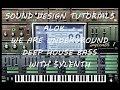Alok - We are Underground - Deep House Bass with Sylenth
