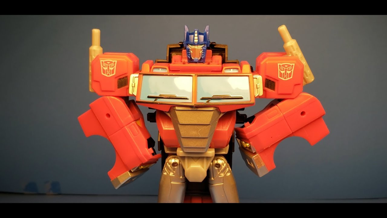 """Transformers Cyberverse Power of the Spark Ultra Action Attackers 7.5/"""" Figure As"""