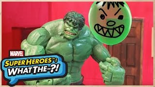 Marvel Super Heroes: What The--?! 99 Hulk Balloons