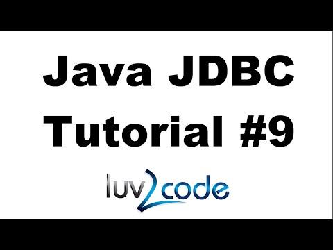 Java JDBC Tutorial – Part 9: JDBC ResultSet MetaData With MySQL